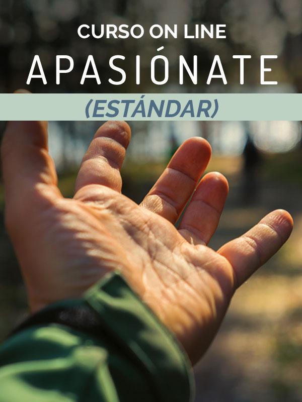 """Curso on line """"Apasiónate"""" (ESTÁNDAR)"""
